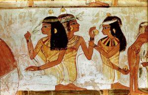 Perfume en Egipto
