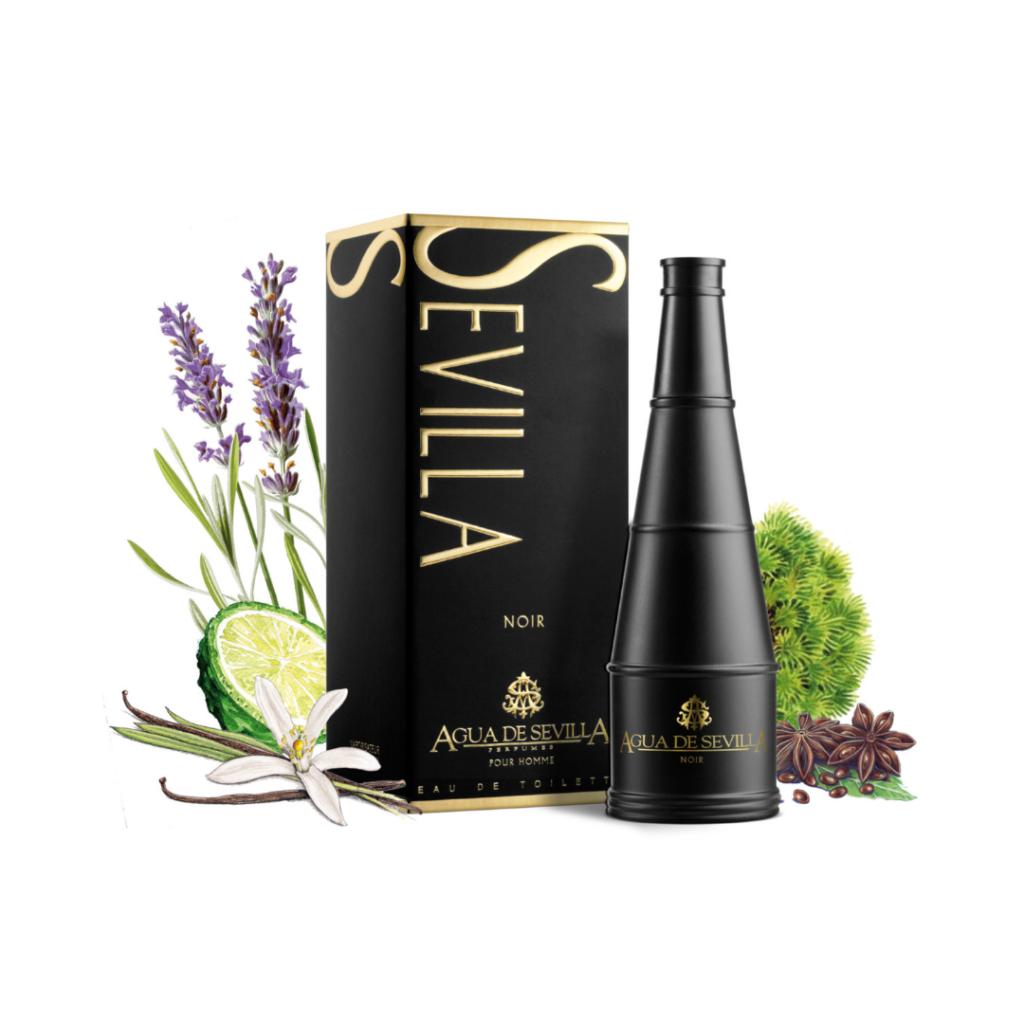 Perfume Agua de Sevilla Noir