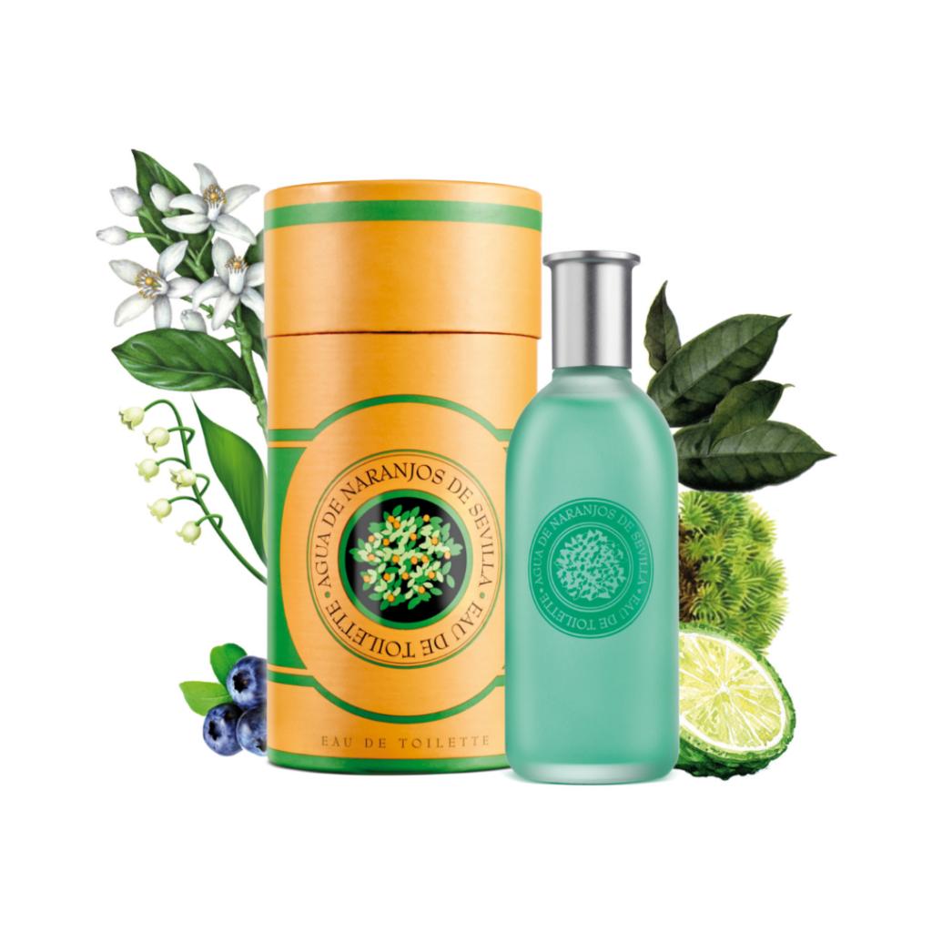 Perfume Agua de Naranjos