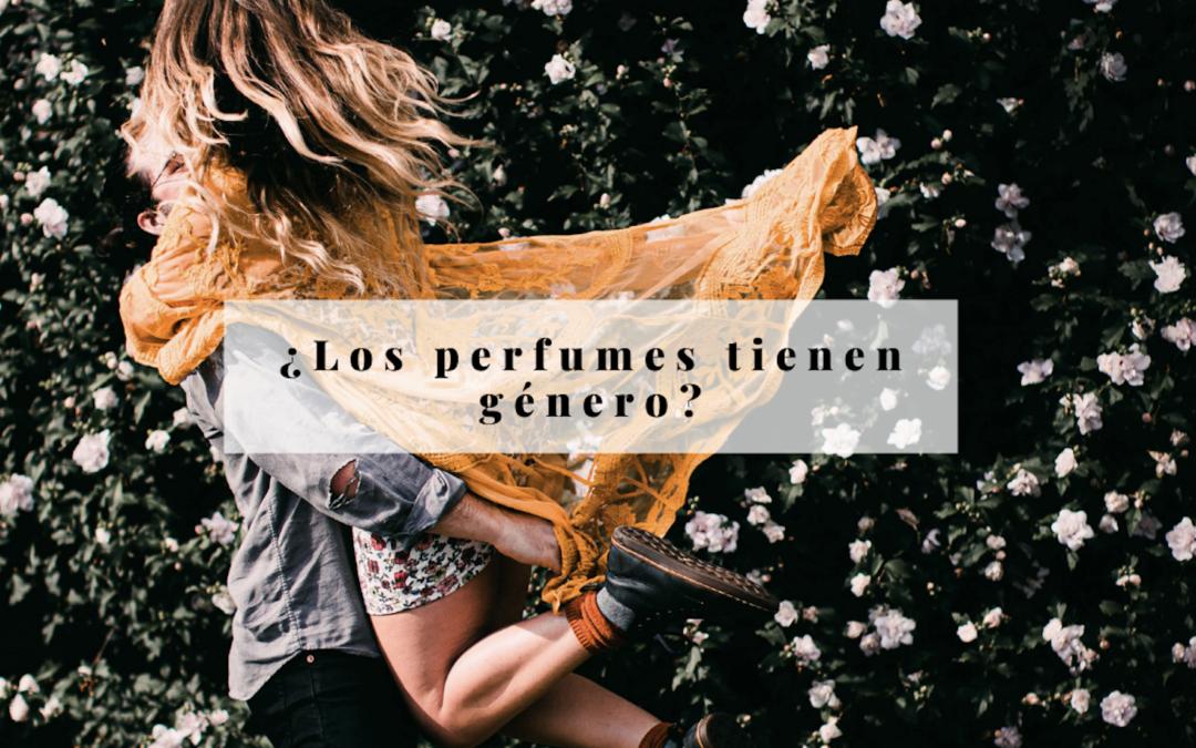 ¿Los perfumes tienen género?